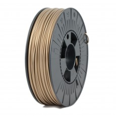 PLA Filament 2,85mm bronze gold 750g - ca. RAL 1036