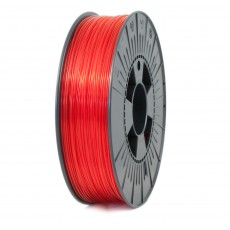TRANS-ABS Filament 1,75 rot transluzent 750g