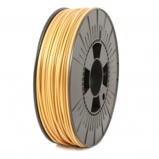 PLA Filament 2,85mm goldgelb 750g